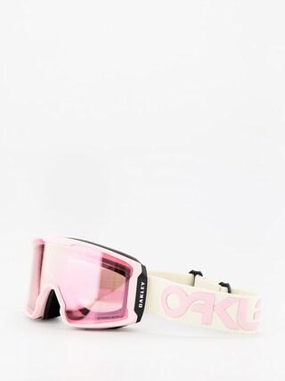 Okuliare na snowboard Oakley Line Miner Xm (pink/prizm snow hi pink iridium)