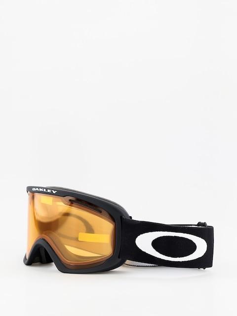 Okuliare na snowboard Oakley O Frame 2 0 Pro Xl (black/persimmon & dark grey)