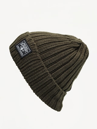 u010ciapka Element Counter Beanie (olive drab)