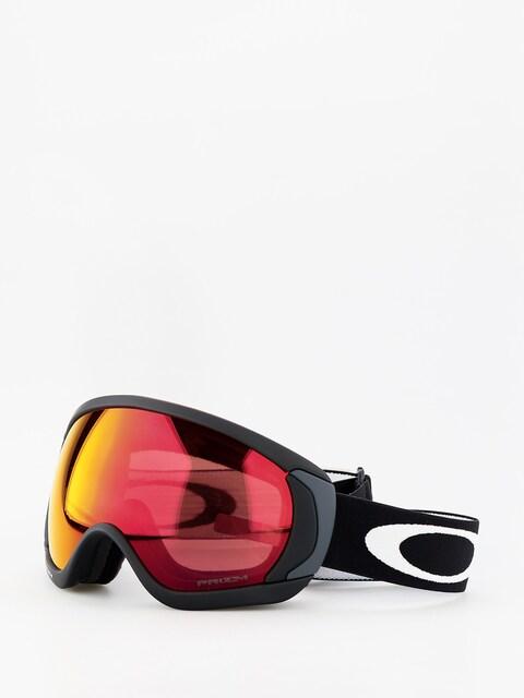 Okuliare na snowboard Oakley Canopy (matte black prizm torch iridium lens)