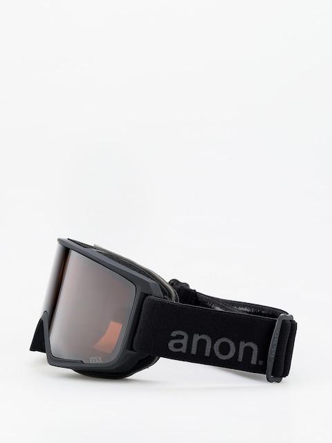 Okuliare na snowboard Anon M3 W Spare (smoke/sonar smoke)