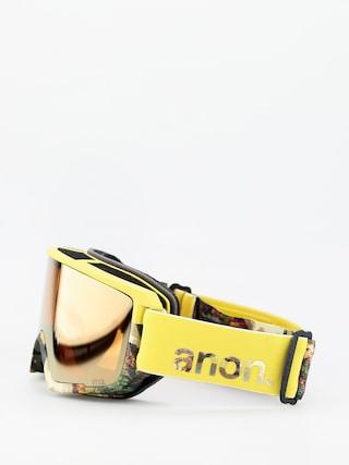 Okuliare na snowboard Anon M3 W Spare (camo/sonar bronze)
