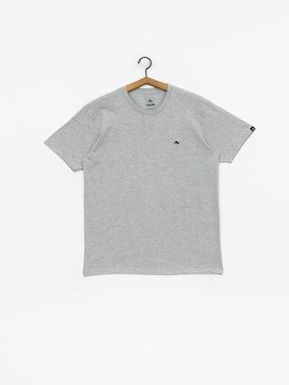 Tričko Emerica Triangle Staple (grey/heather)