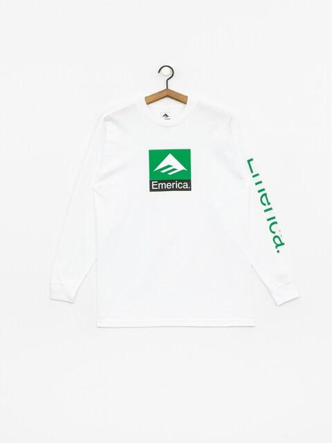 Triko Emerica Classic Combo (white)