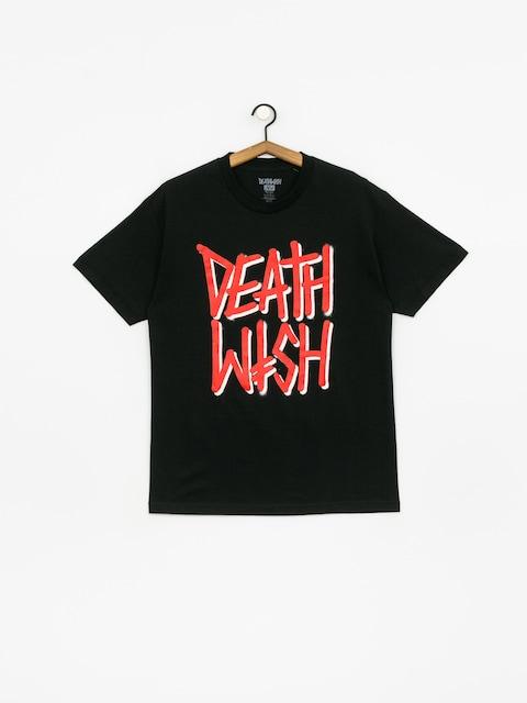 Tričko Deathwish Deathstack Og