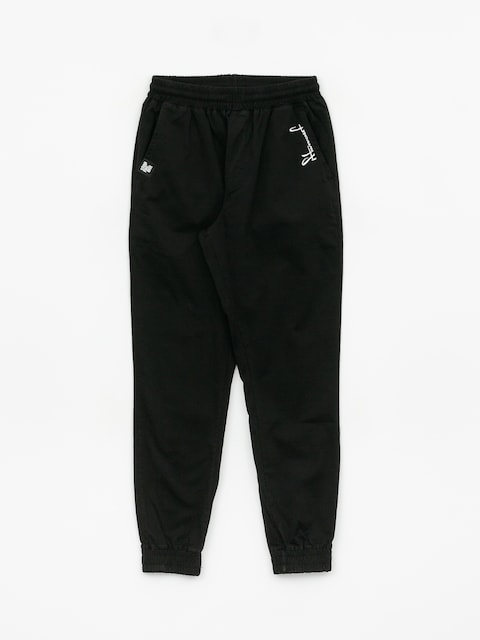 Nohavice Stoprocent Classic Jogger (black)