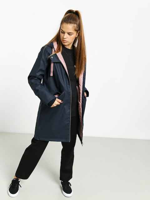 Bunda Volcom V-Boat Coat Wmn (sea navy)