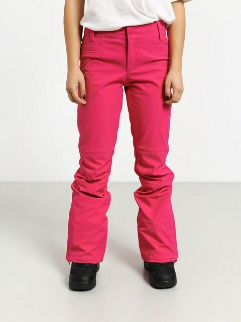 Snowboardové nohavice Roxy Creek Wmn (beetroot pink)