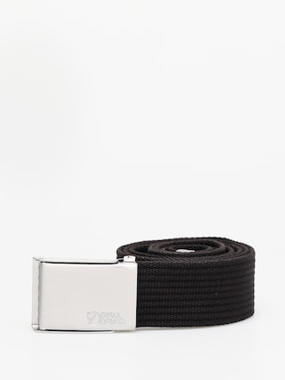Opasok Fjallraven Canvas Belt (black)