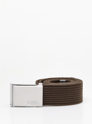 Opasok Fjallraven Canvas Belt (dark olive)
