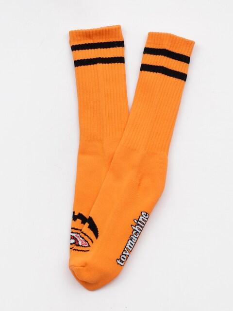 Ponožky Toy Machine Sect O Lantern (orange)