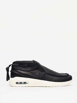 Topu00e1nky Nike SB Air Max Stefan Janoski 2 Moc (black/black pale ivory)
