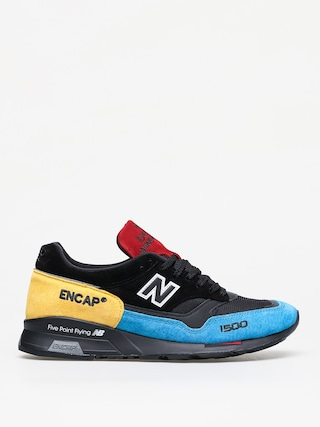 Topu00e1nky New Balance 1500 (black/blue)