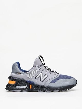 Topu00e1nky New Balance 997S (grey/blu)