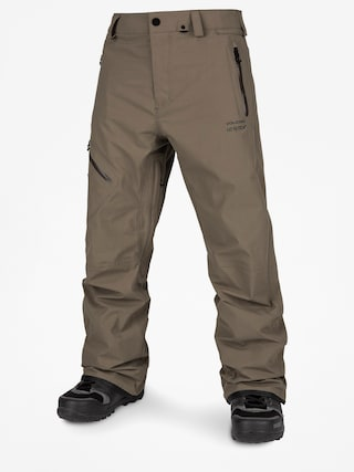 Snowboardové nohavice Volcom L Gore Tex (tek)