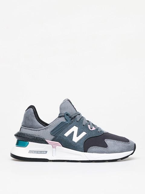 Topánky New Balance 997S Wmn (black/grey)