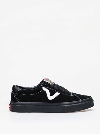 Topu00e1nky Vans Sport (black/black)