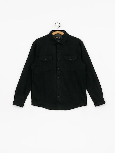 Košeľa Emerica Nicholson Wool Shirt (black)