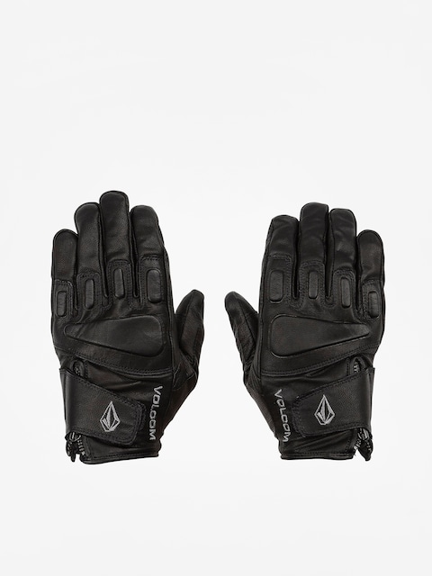 Rukavice Volcom Crail Leather (blk)