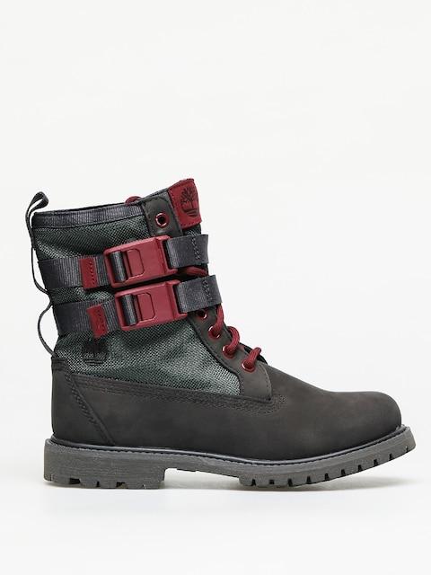 Zimné topánky Timberland Authentics Wmn (dark green nubuck)