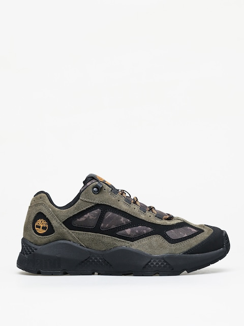 Zimné topánky Timberland RipGorge Low (dk green suede wcamo)