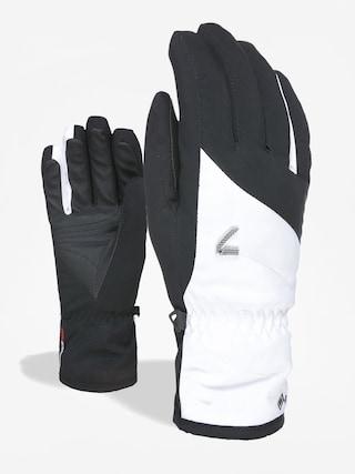 Rukavice Level Astra Gore Tex Wmn (black white)