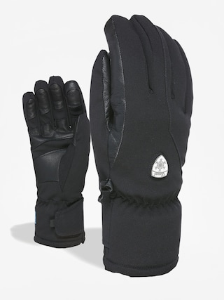 Rukavice Level I Super Radiator Gore Tex Wmn (black)