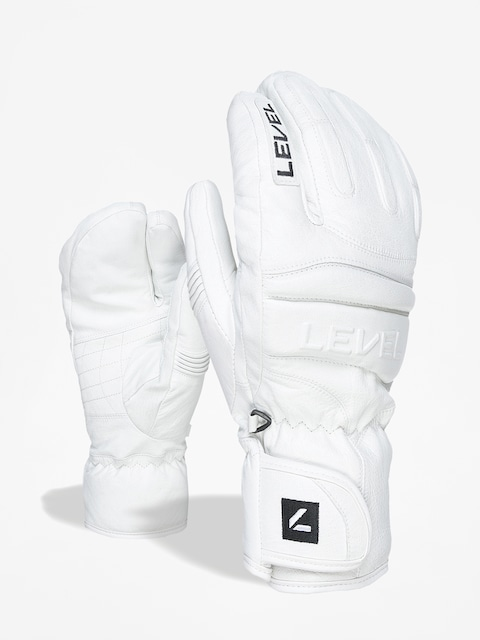 Rukavice Level Rs Trigger (white)