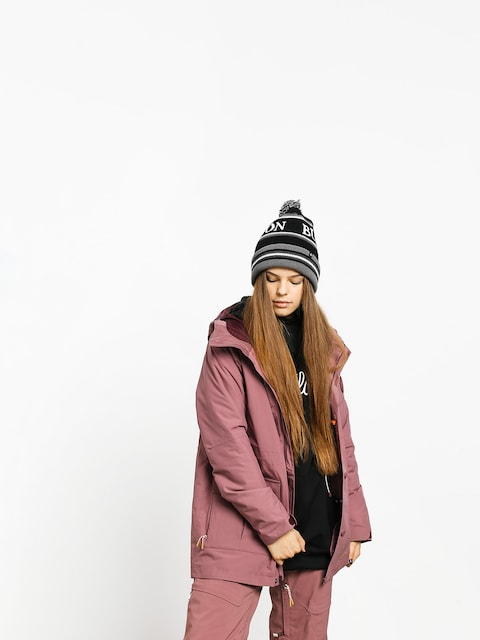 Snowboardová bunda Burton Ak Gore Embark Wmn (rose brown)