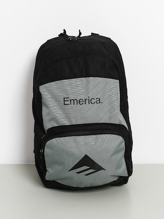Batoh Emerica (black/charcoal)
