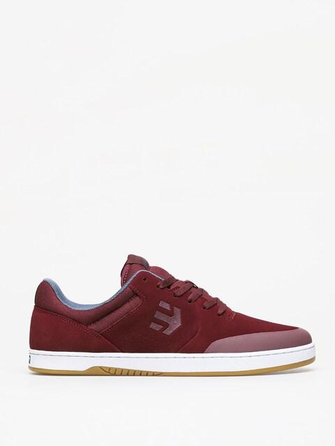 Topánky Etnies Marana (burgundy/white)