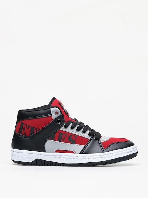 Topánky Etnies Mc Rap High (black/red/grey)