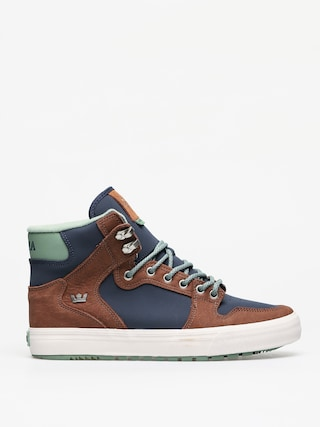 Topu00e1nky Supra Vaider Cw (navy/brown bone)