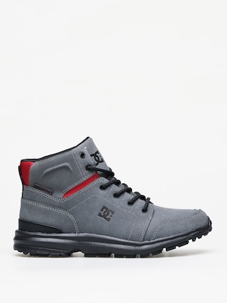Zimnu00e9 topu00e1nky DC Torstein (grey/black/red)