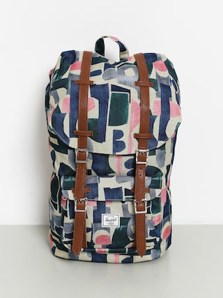 Batoh Herschel Supply Co. Little America (abstract block)