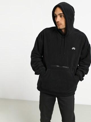 Mikina s kapucu0148ou Nike SB Novelty HD (black/white)