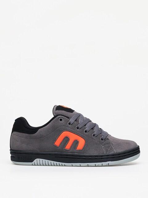 Topánky Etnies Calli Cut (grey/black/orange)