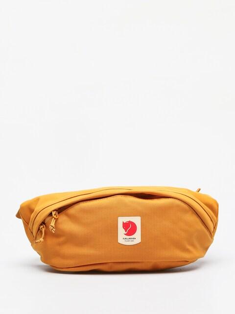 Ľadvinka Fjallraven Ulvo Hip Pack Medium (red gold)