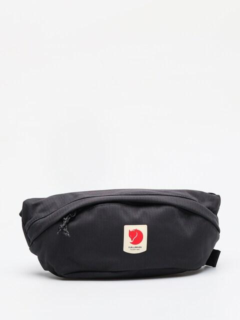 Ľadvinka Fjallraven Ulvo Hip Pack Medium (black)