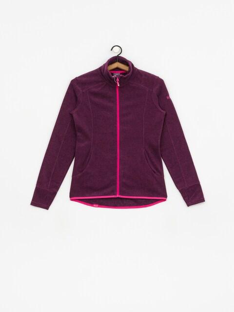 Flisová mikina Roxy Harmony Wmn (beetroot pink)