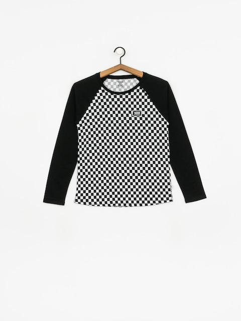 Triko Vans Boom Boom Unity Wmn (checkerboard/black)
