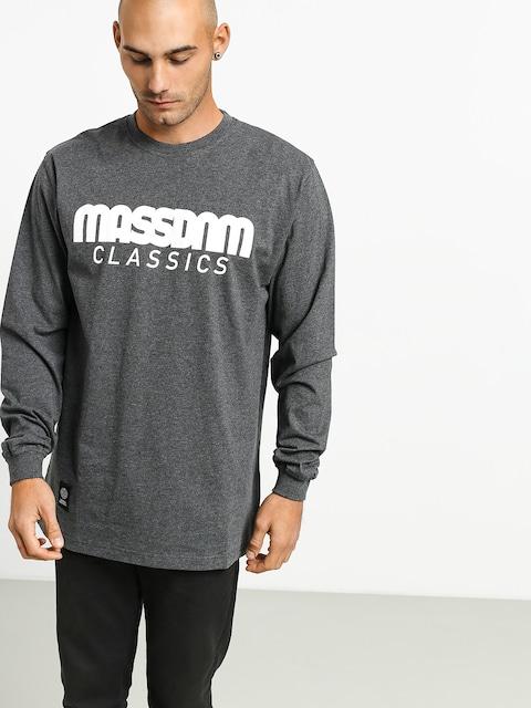Triko MassDnm Classics (dark heather grey)