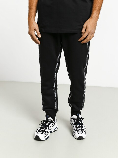 Nohavice MassDnm Gap Sneaker Fit (black)