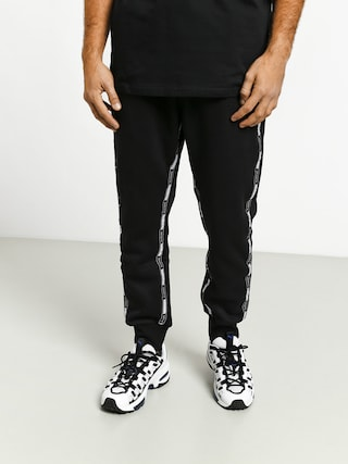 Nohavice MassDnm Gap Sneaker Fit (black)