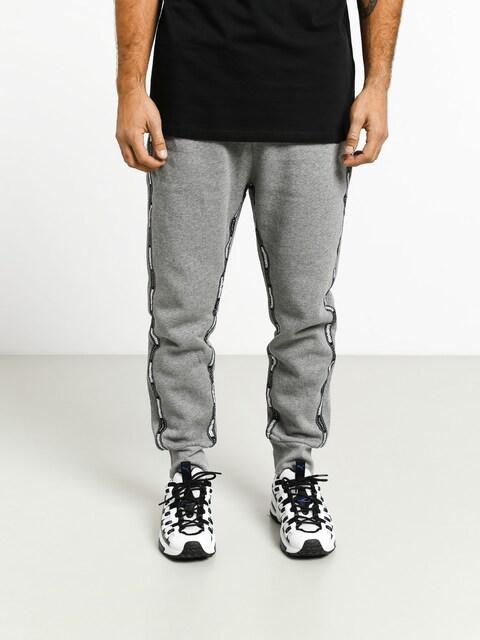 Nohavice MassDnm Gap Sneaker Fit (light heather grey)