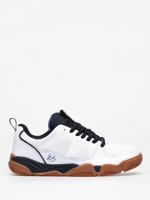 Topánky Es Silo (white/black/gum)