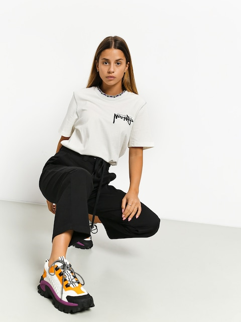 Tričko Stussy Clarita Inside Out Wmn (off white)