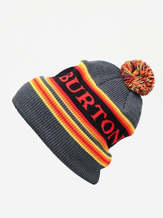 Čiapka Burton Trope Beanie (true black heather)