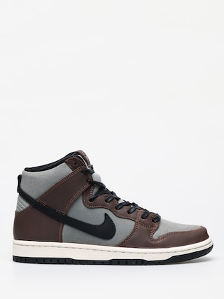 Topu00e1nky Nike SB Dunk High Pro (baroque brown/black jade horizon)