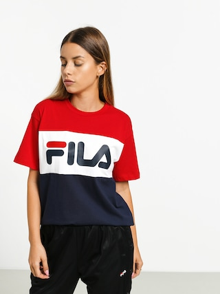 Triu010dko Fila Allison Wmn (black iris/bright white/true red)
